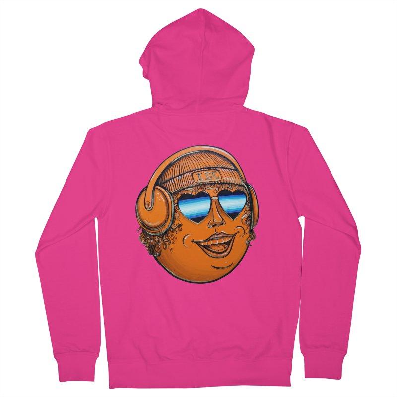 Sound cancelling my plans to see you today Men's French Terry Zip-Up Hoody by Stiky Shop