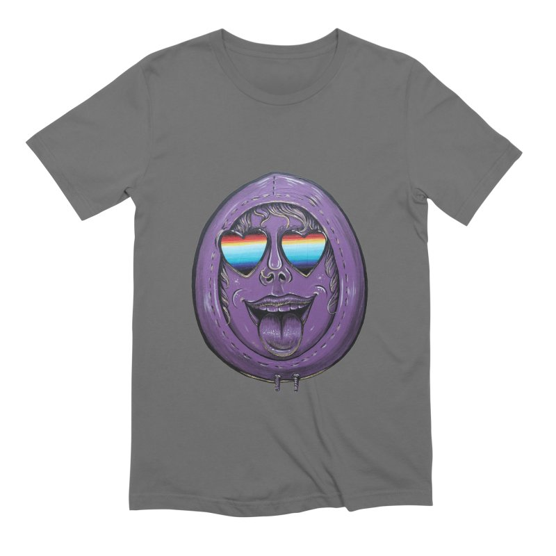 Zombie Mouth Men's Extra Soft T-Shirt by Stiky Shop
