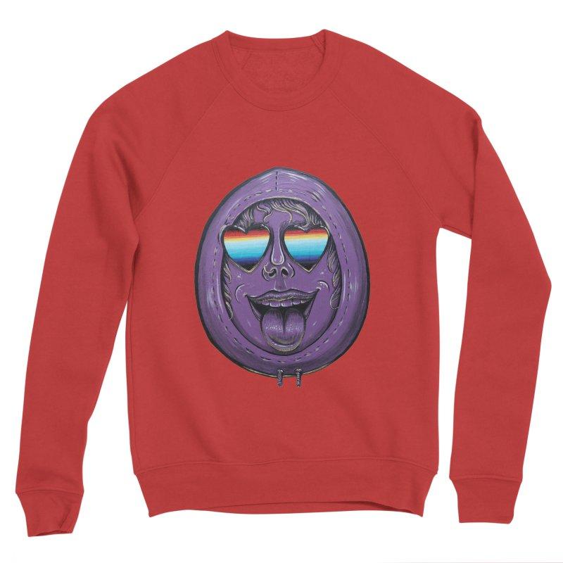 Zombie Mouth Men's Sponge Fleece Sweatshirt by Stiky Shop