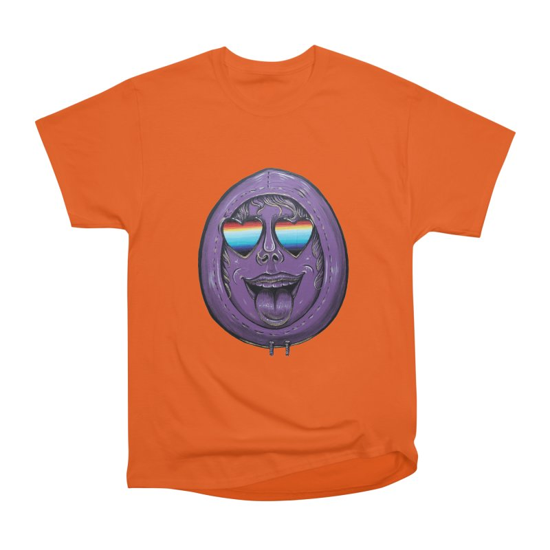Zombie Mouth Men's Heavyweight T-Shirt by Stiky Shop