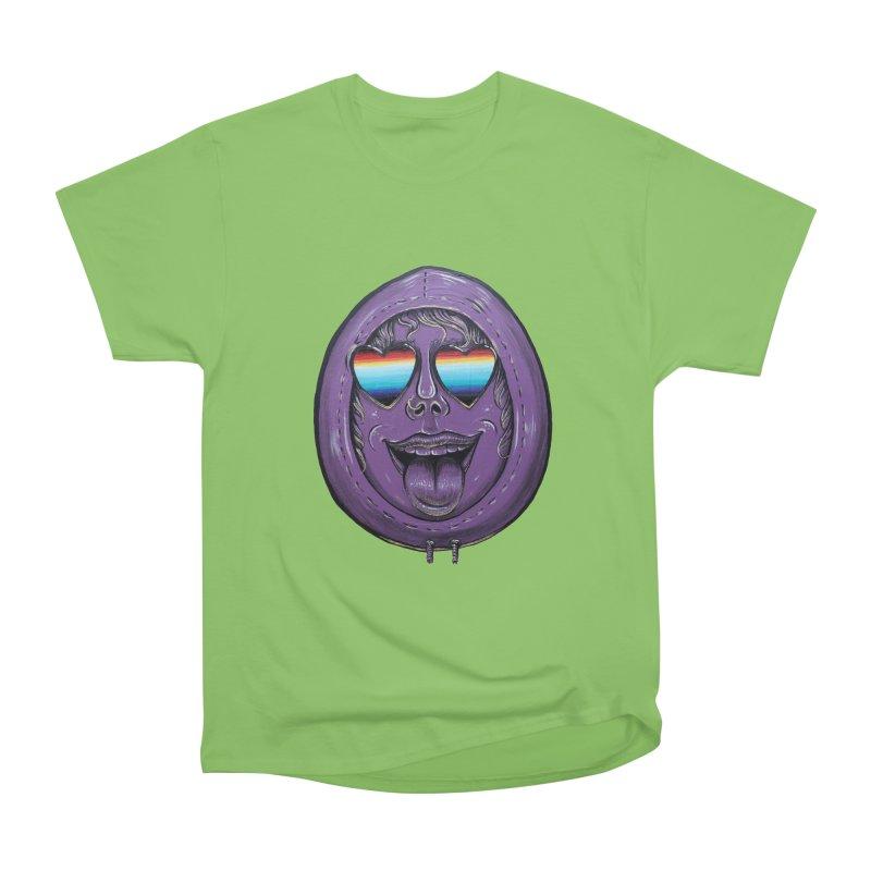 Zombie Mouth Women's Heavyweight Unisex T-Shirt by Stiky Shop
