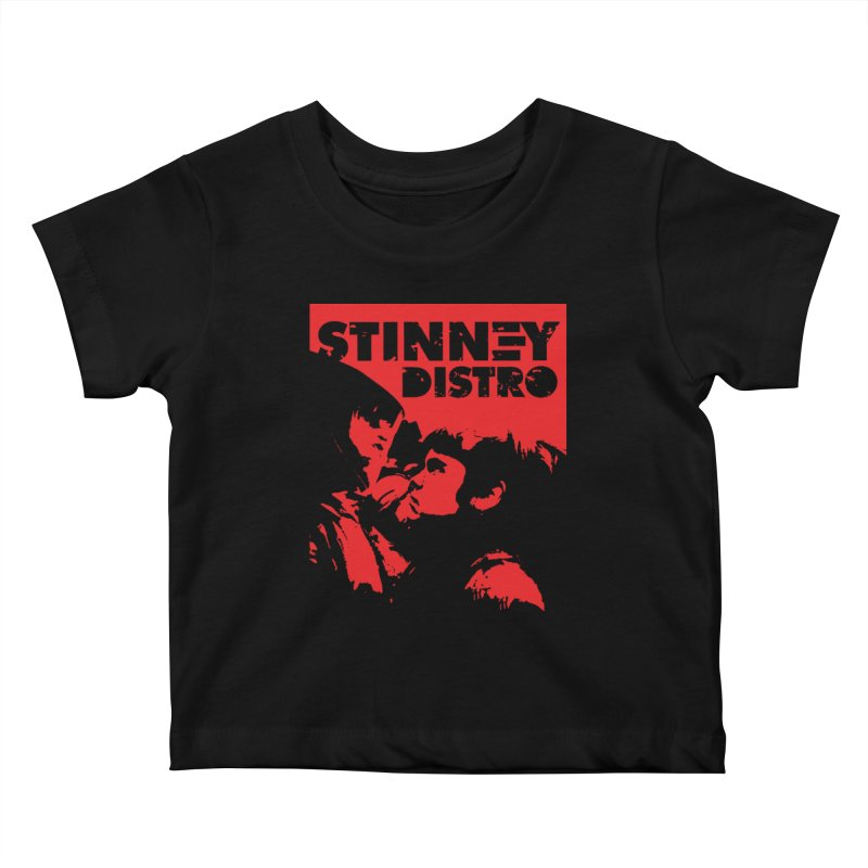 ACAB Kids Baby T-Shirt by STINNEY DISTRO