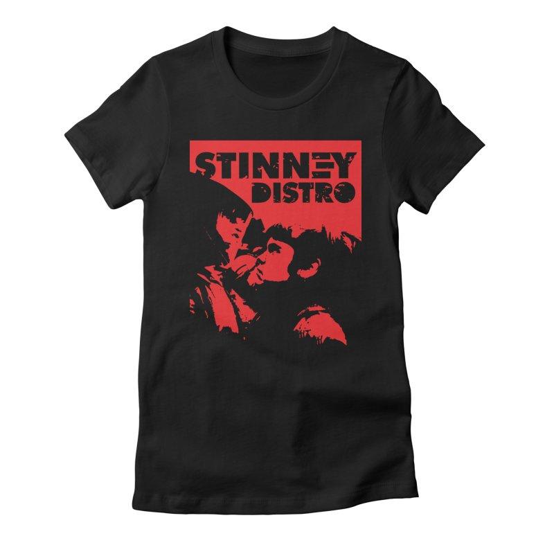 ACAB Women's T-Shirt by STINNEY DISTRO