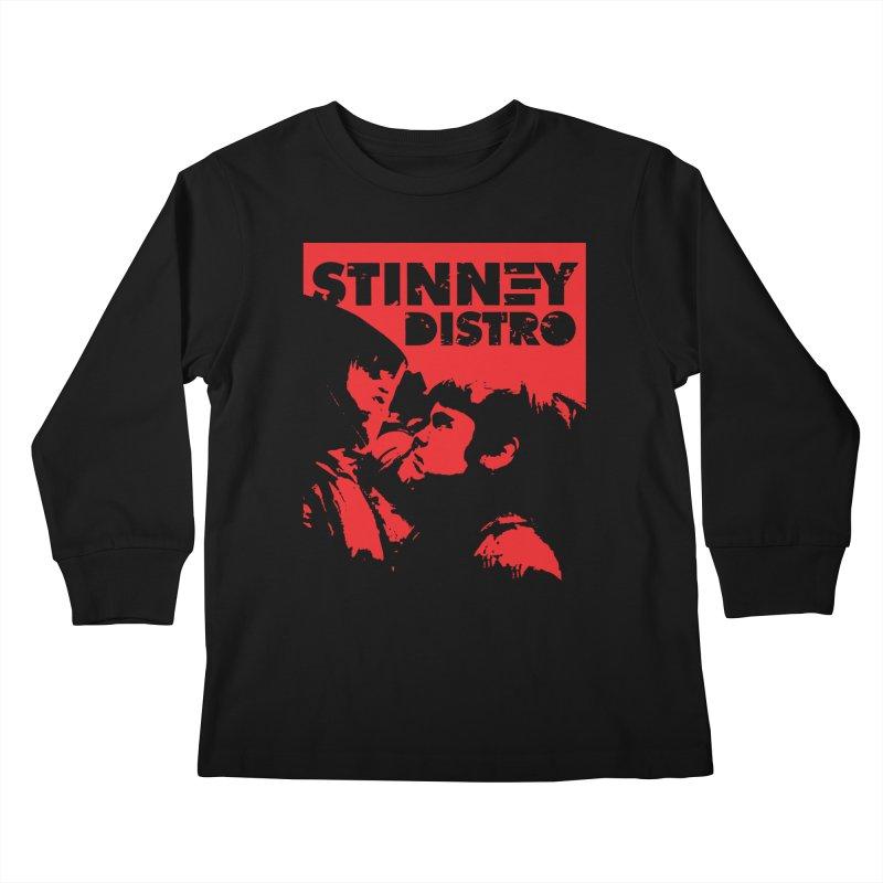 ACAB Kids Longsleeve T-Shirt by STINNEY DISTRO