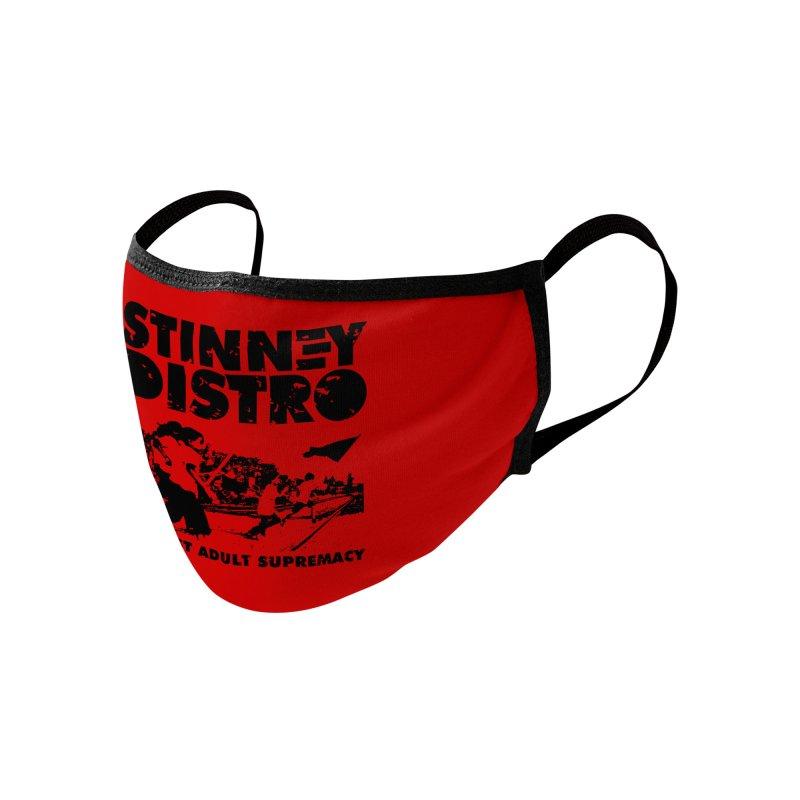 Stinney Distro Accessories Face Mask by STINNEY DISTRO
