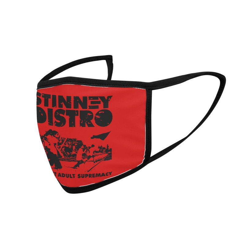 Stinney Distro Accessories Face Mask by STINNEY DISTRO