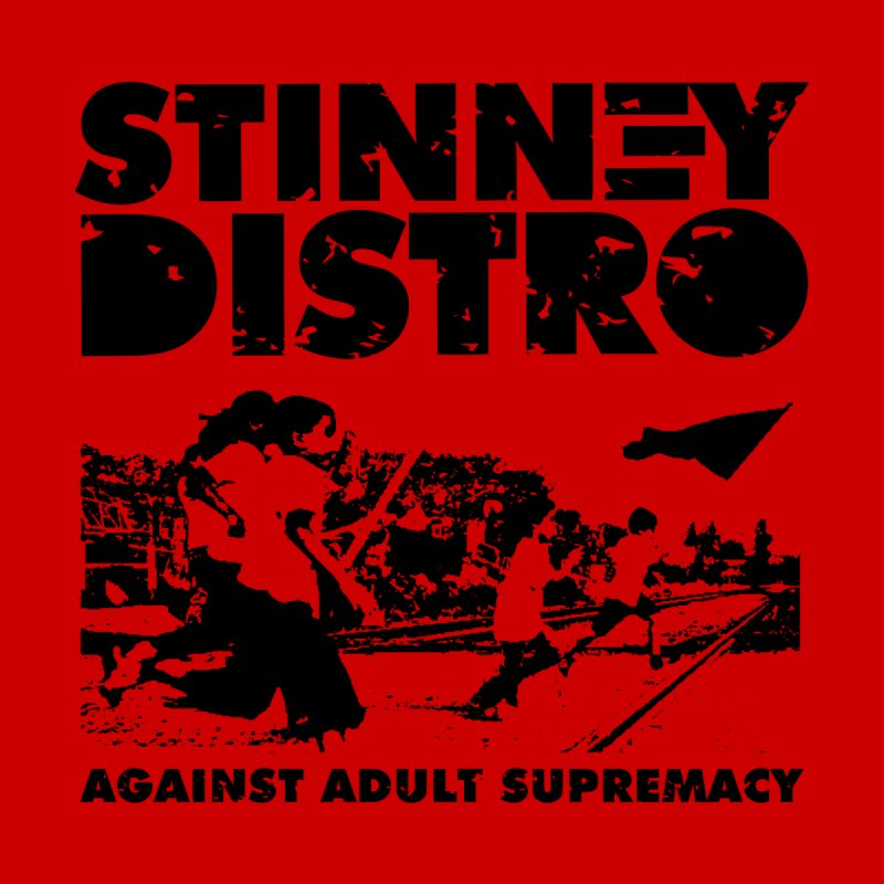 Stinney Distro Kids Pullover Hoody by STINNEY DISTRO