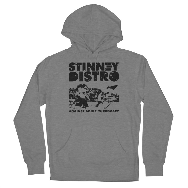 Stinney Distro Men's Pullover Hoody by STINNEY DISTRO