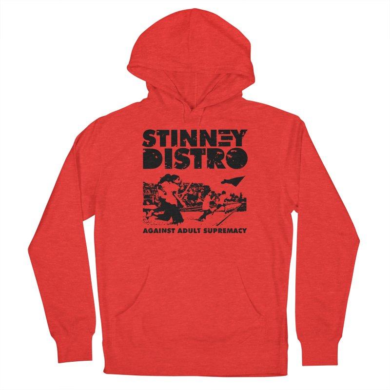 Stinney Distro Men's Pullover Hoody by STINNEY DISTRO