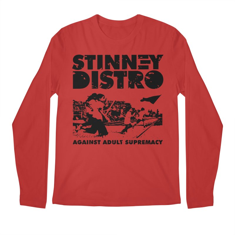 Stinney Distro Men's Longsleeve T-Shirt by STINNEY DISTRO