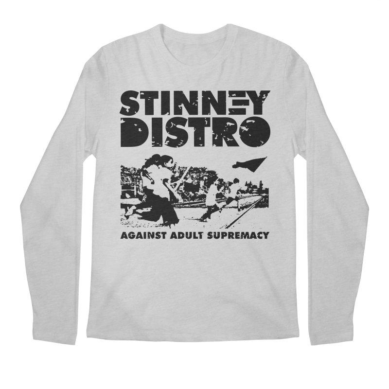 Stinney Distro Men's Longsleeve T-Shirt by STINNEY DISTRO