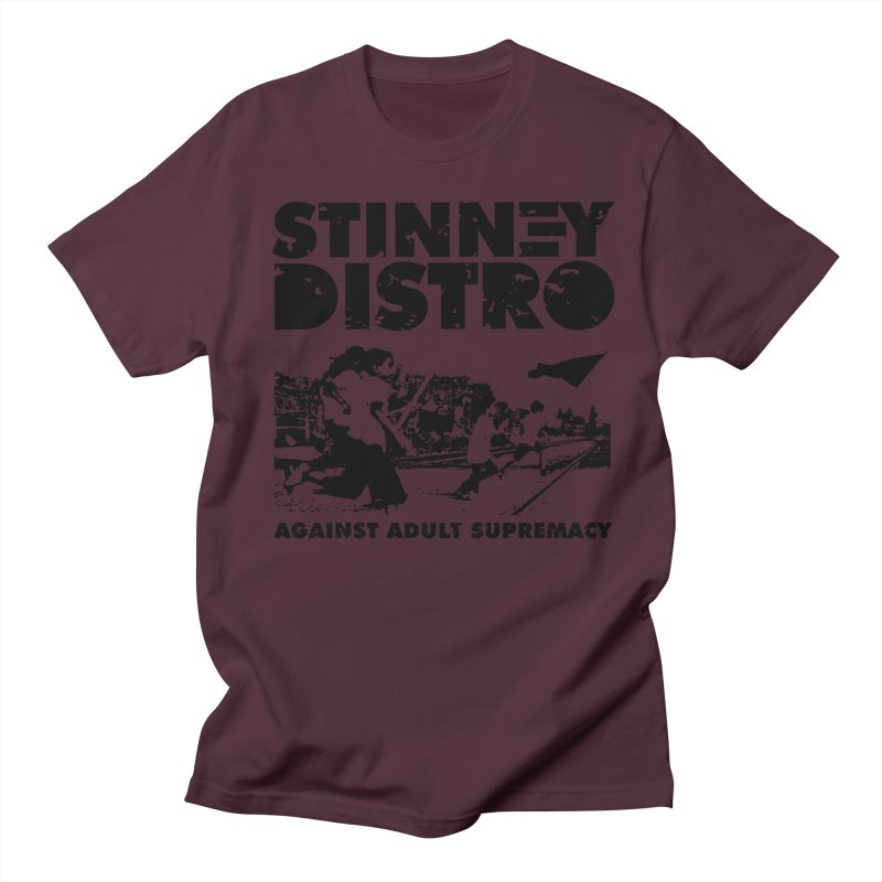 Stinney Distro Men's T-Shirt by STINNEY DISTRO
