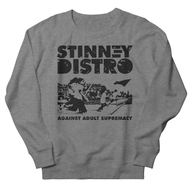 Stinney Distro Men's Sweatshirt by STINNEY DISTRO