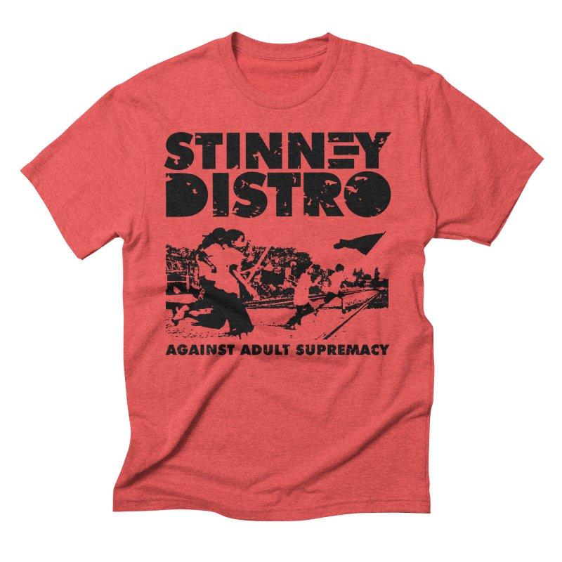 Stinney Distro Men's T-Shirt by STINNEY DISTRO