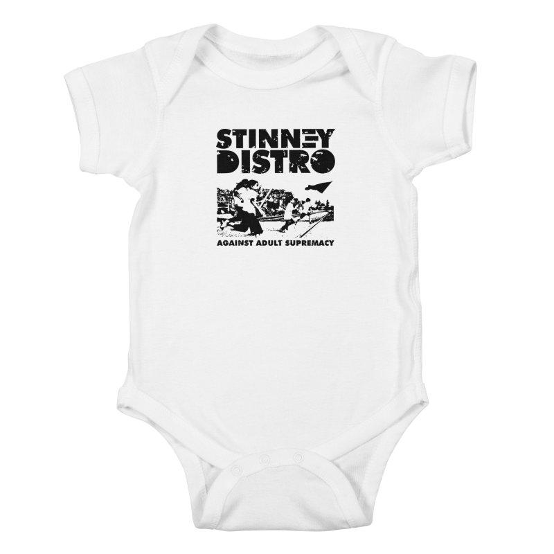 Stinney Distro Kids Baby Bodysuit by STINNEY DISTRO
