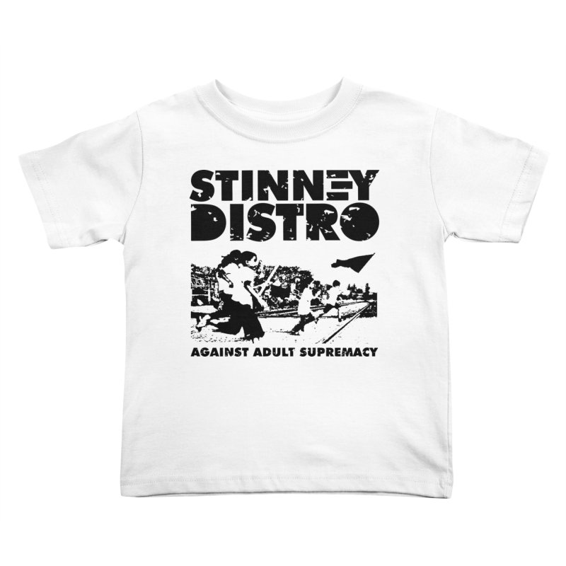 Stinney Distro Kids Toddler T-Shirt by STINNEY DISTRO