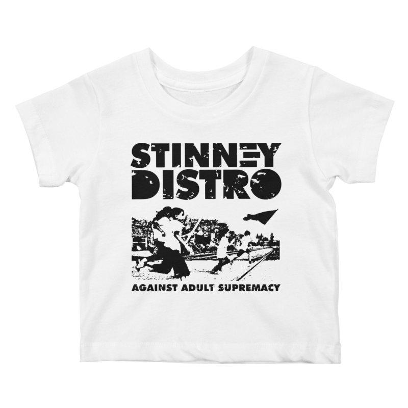 Stinney Distro Kids Baby T-Shirt by STINNEY DISTRO