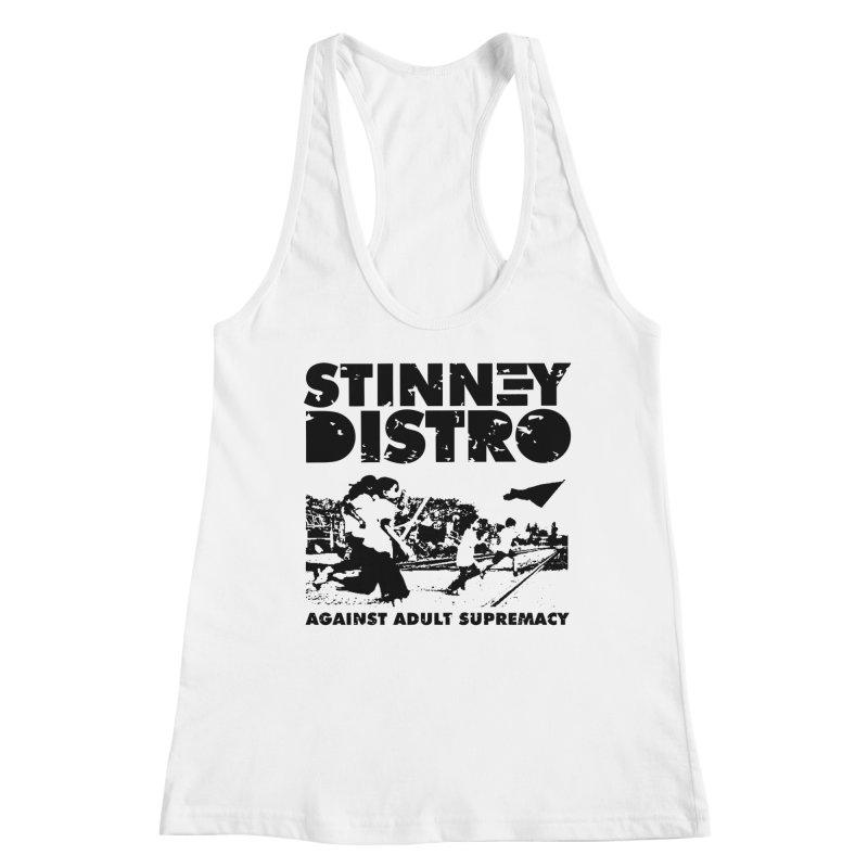 Stinney Distro Women's Tank by STINNEY DISTRO