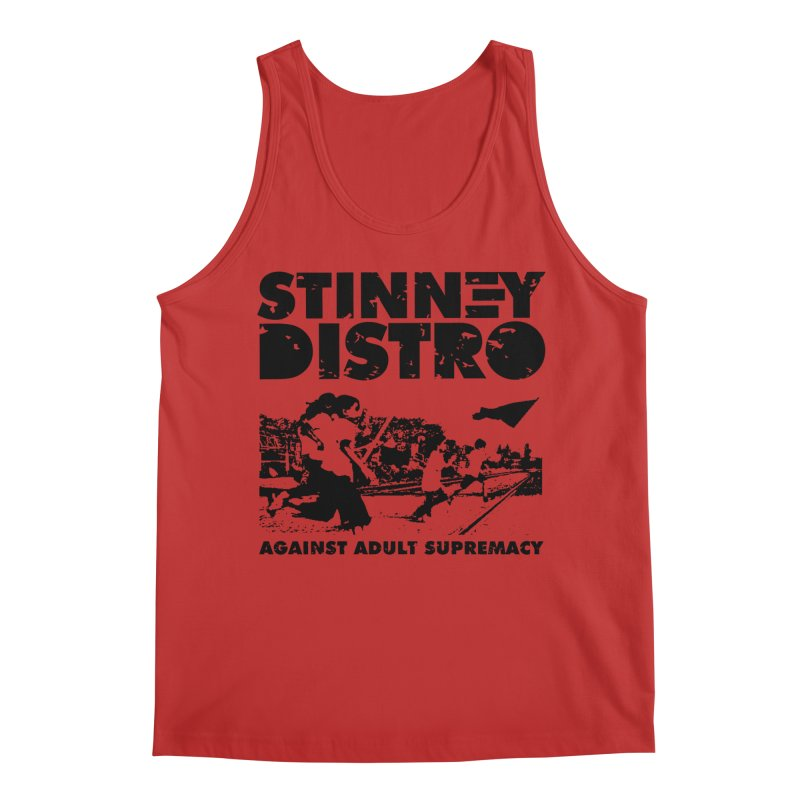 Stinney Distro Men's Tank by STINNEY DISTRO