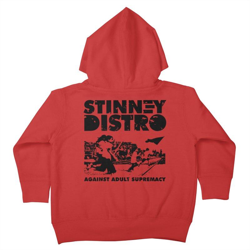 Stinney Distro Kids Toddler Zip-Up Hoody by STINNEY DISTRO