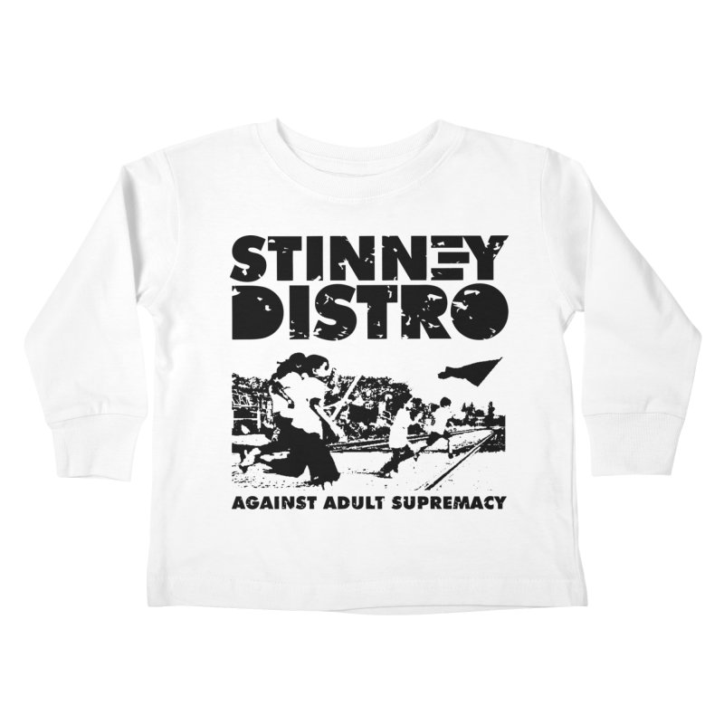 Stinney Distro Kids Toddler Longsleeve T-Shirt by STINNEY DISTRO