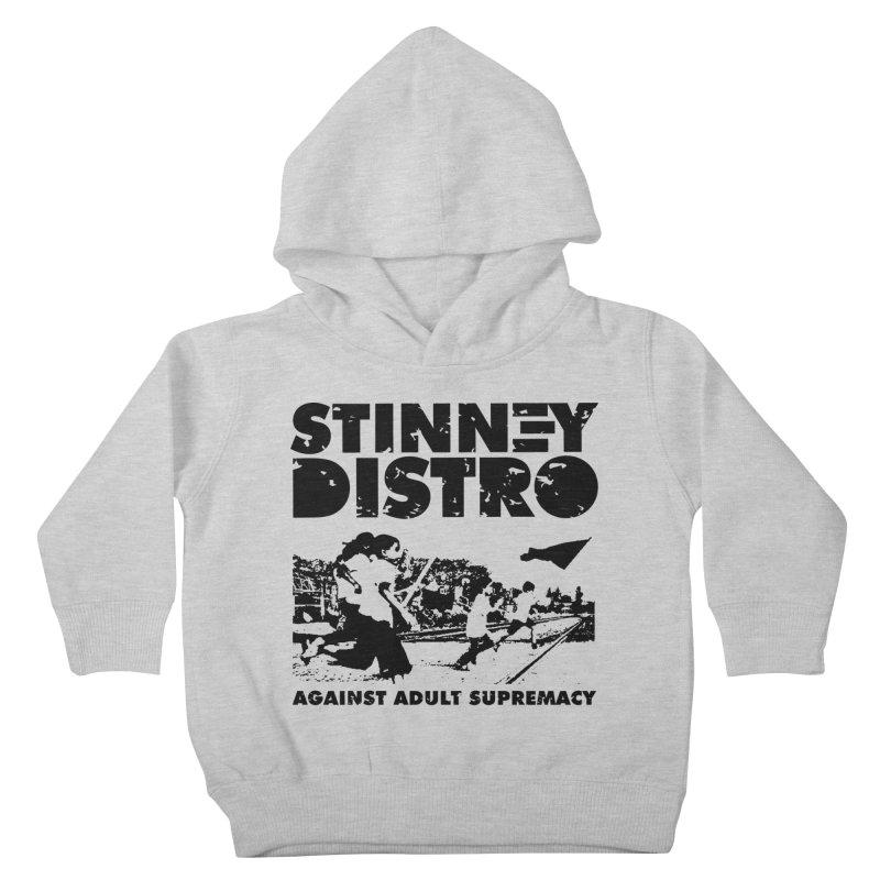 Stinney Distro Kids Toddler Pullover Hoody by STINNEY DISTRO