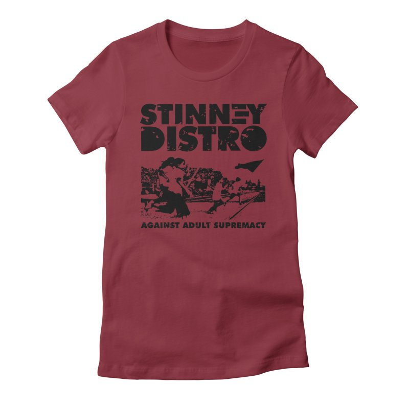 Stinney Distro Women's T-Shirt by STINNEY DISTRO