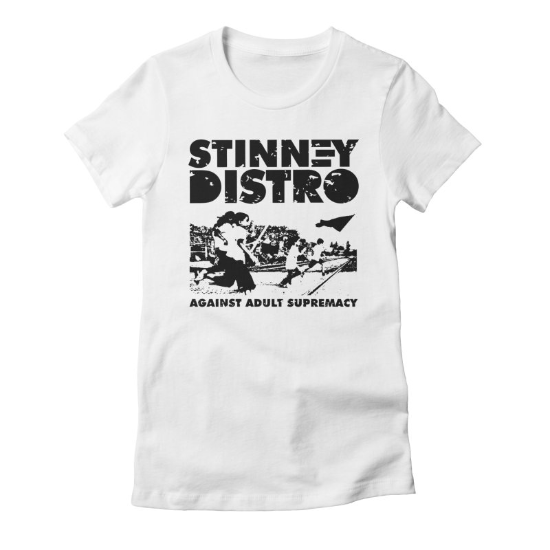 Stinney Distro Women's T-Shirt by STINNEY DISTRO