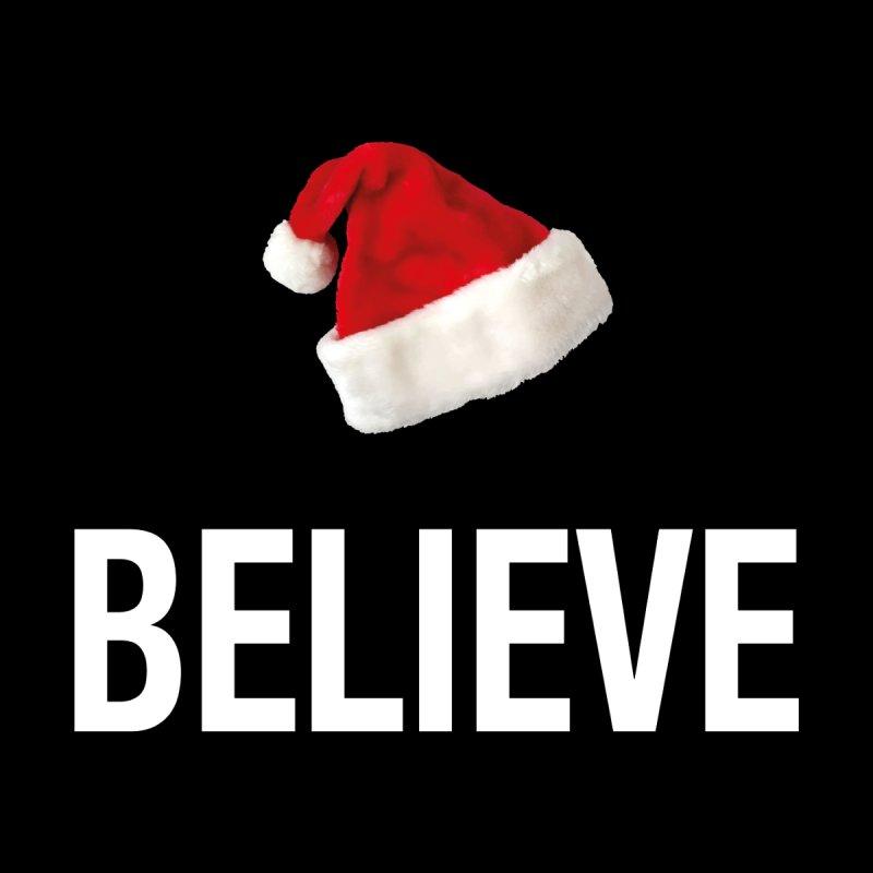 Funny Christmas Xmas - Believe by stíobhart's shack