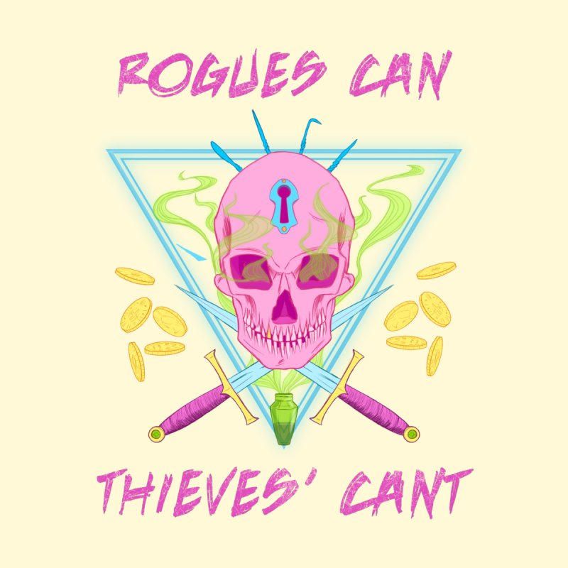 Thieves' Cant - Color by Stirvino Lady's Artist Shop