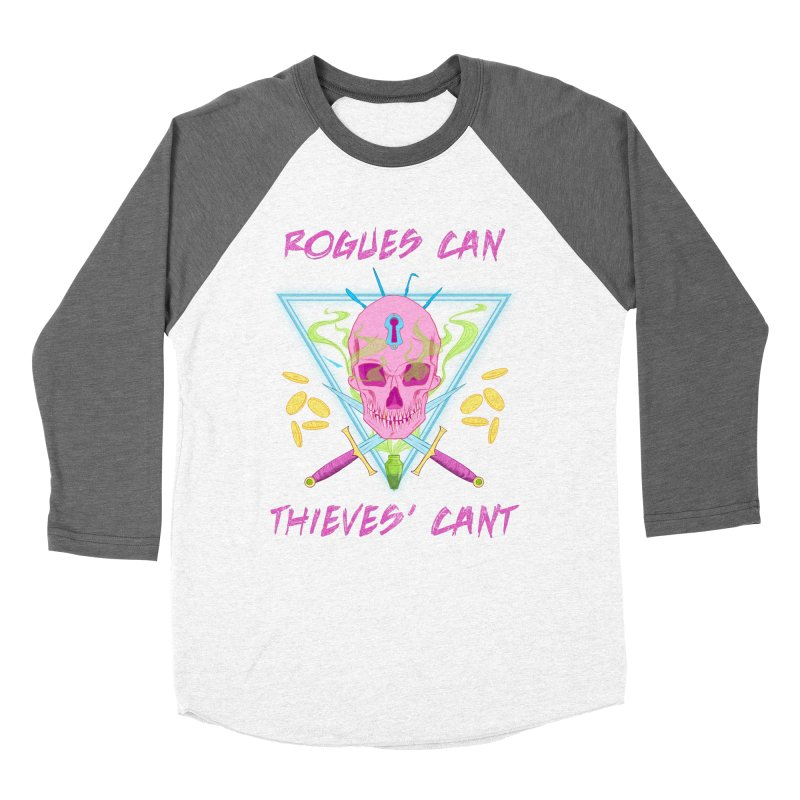 Thieves' Cant - Color Women's Longsleeve T-Shirt by Stirvino Lady's Artist Shop