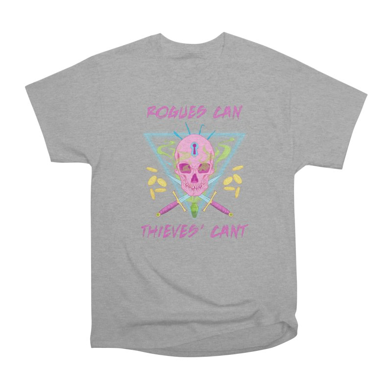 Thieves' Cant - Color Men's Classic T-Shirt by Stirvino Lady's Artist Shop