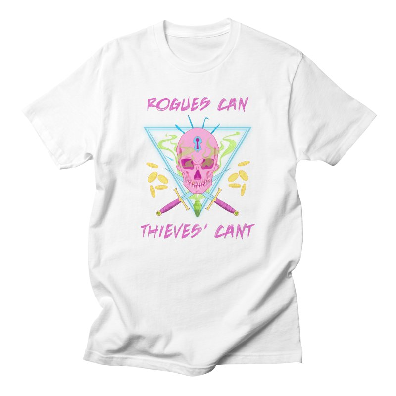 Thieves' Cant - Color Women's Regular Unisex T-Shirt by Stirvino Lady's Artist Shop
