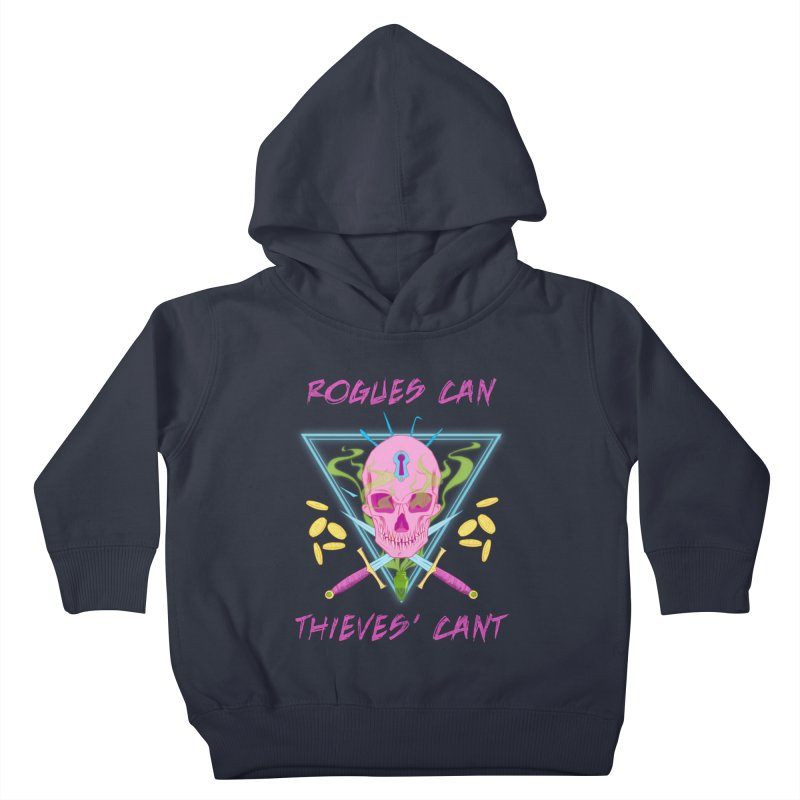 Thieves' Cant - Color Kids Toddler Pullover Hoody by Stirvino Lady's Artist Shop