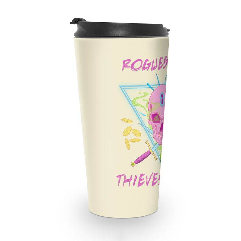 Thieves' Cant - Color Accessories Travel Mug by Stirvino Lady's Artist Shop