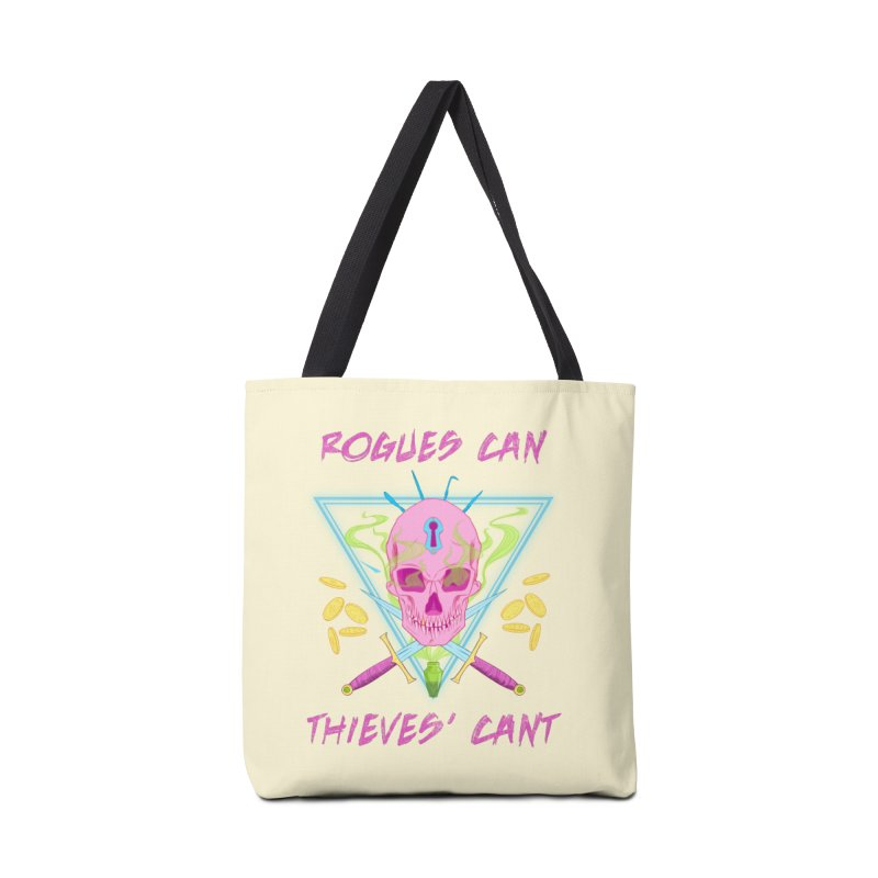 Thieves' Cant - Color Accessories Tote Bag Bag by Stirvino Lady's Artist Shop