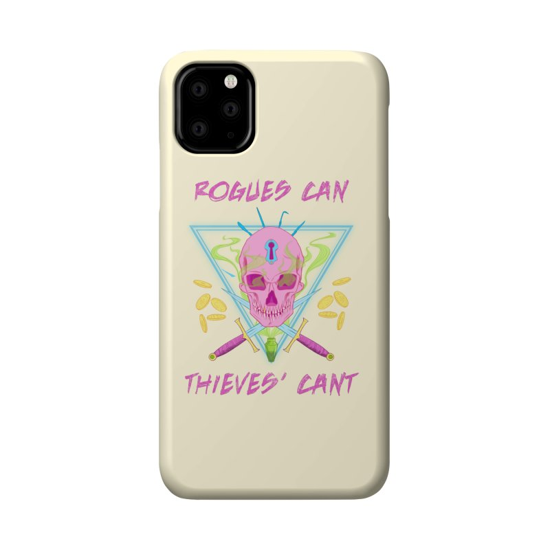 Thieves' Cant - Color Accessories Phone Case by Stirvino Lady's Artist Shop