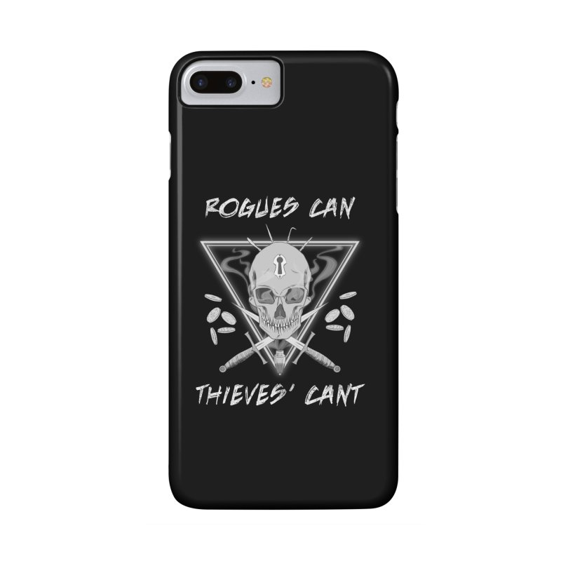 Thieves' Cant - B&W Accessories Phone Case by Stirvino Lady's Artist Shop