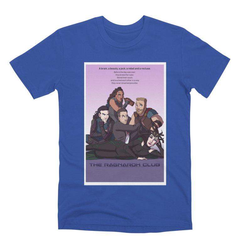 The Ragnarok Club Men's Premium T-Shirt by Stirvino Lady's Artist Shop