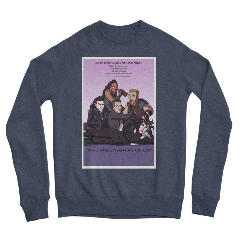 The Ragnarok Club Women's Sponge Fleece Sweatshirt by Stirvino Lady's Artist Shop