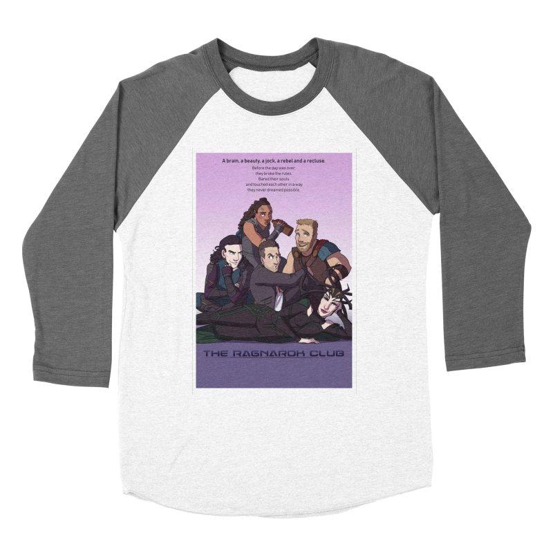 The Ragnarok Club Women's Longsleeve T-Shirt by Stirvino Lady's Artist Shop