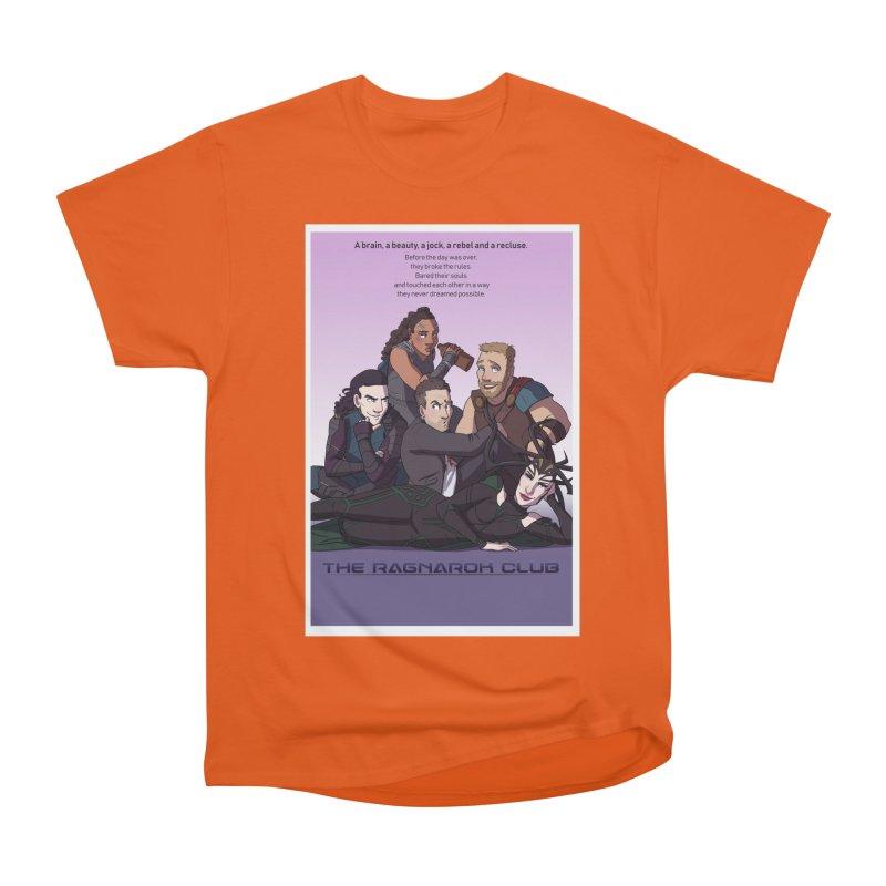 The Ragnarok Club Men's T-Shirt by Stirvino Lady's Artist Shop