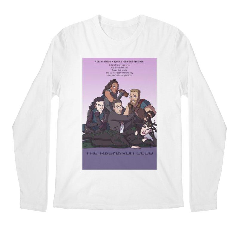 The Ragnarok Club Men's Regular Longsleeve T-Shirt by Stirvino Lady's Artist Shop