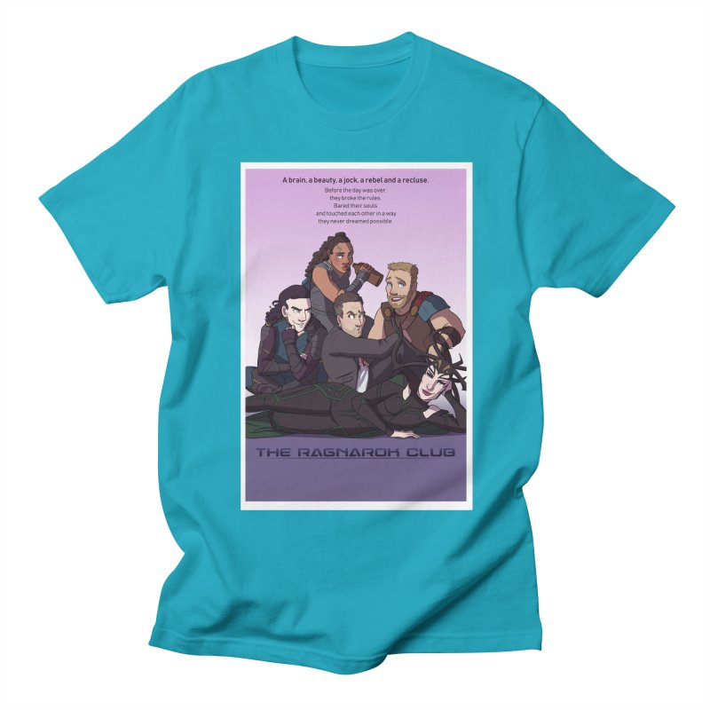 The Ragnarok Club Women's Regular Unisex T-Shirt by Stirvino Lady's Artist Shop