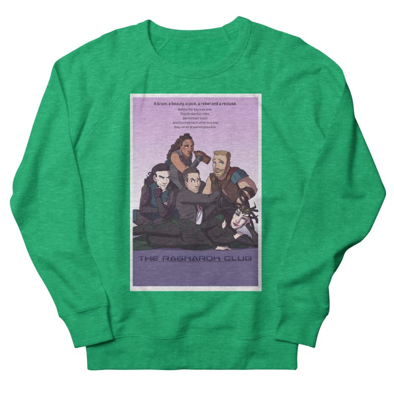 The Ragnarok Club Women's Sweatshirt by Stirvino Lady's Artist Shop