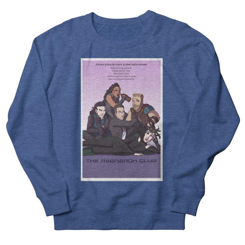 The Ragnarok Club Men's Sweatshirt by Stirvino Lady's Artist Shop