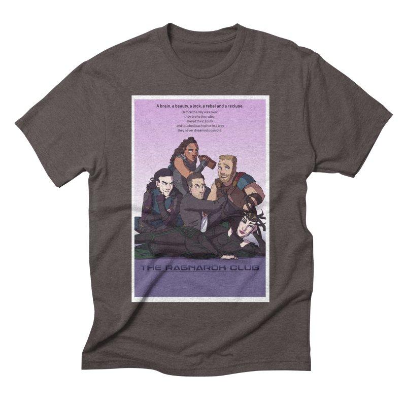 The Ragnarok Club Men's Triblend T-Shirt by Stirvino Lady's Artist Shop