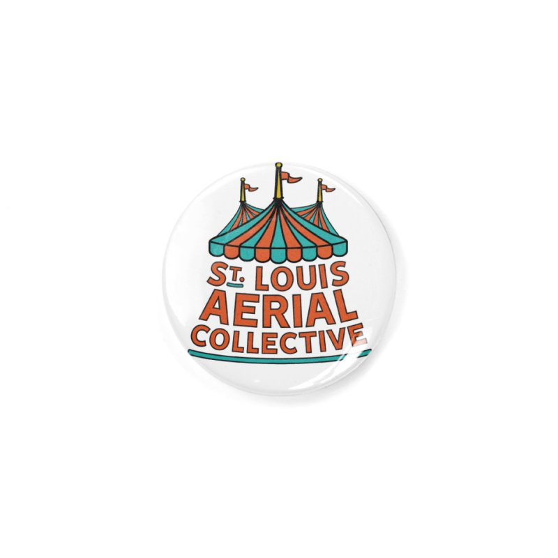 SLAC Classic Logo Accessories Button by St. Louis Aerial Collective