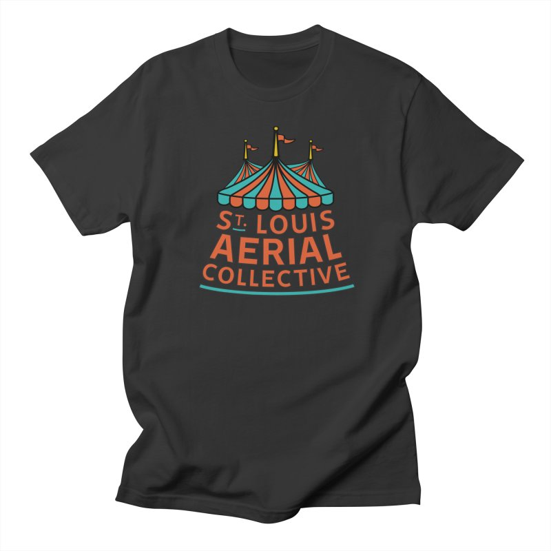 SLAC Classic Logo Men's Regular T-Shirt by St. Louis Aerial Collective