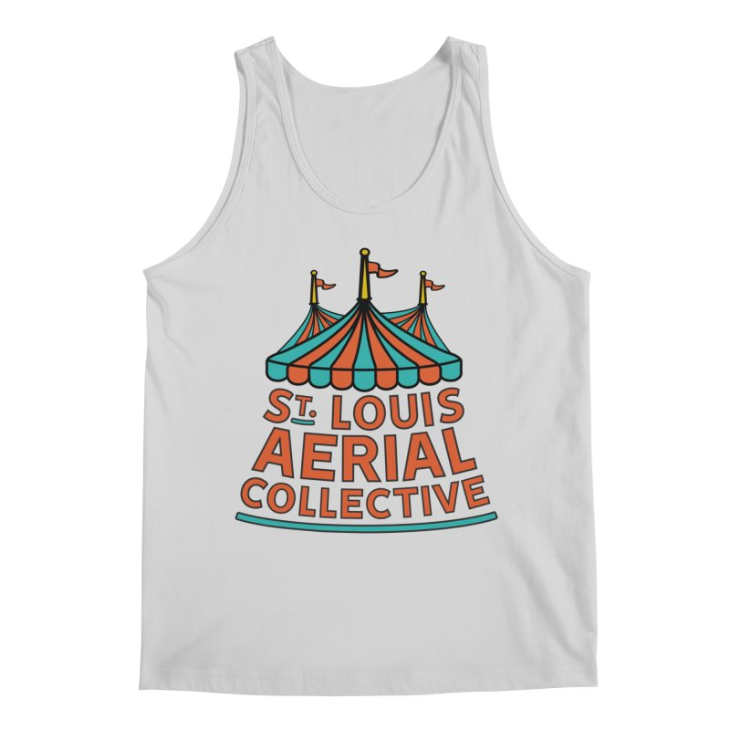 SLAC Classic Logo Men's Regular Tank by St. Louis Aerial Collective